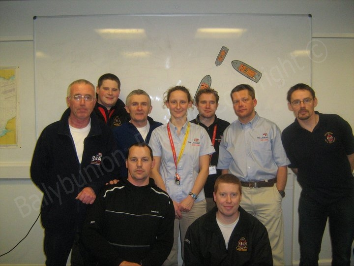 Instructors and our guys