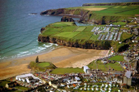 ballybunion Air shot